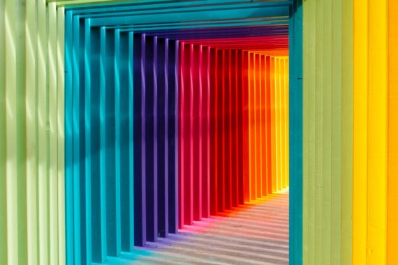 baskı öncesi tasarımda renkler