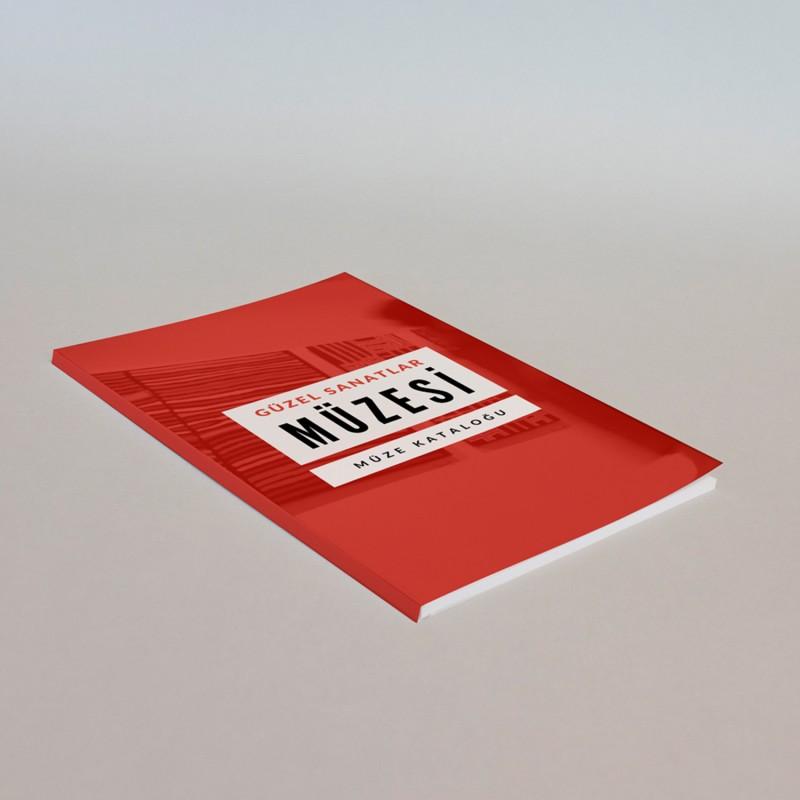 Amerikan Cilt Katalog/Dergi